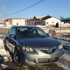 2007 MAZDA 3 GS AUTO SAFETY ETEST $2900 CALL 613-445-3555