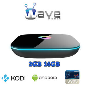 WAVE MEDIA® Q-BOX ANDROID TV BOX★UNLIMITED MOVIES★TV SHOWS★FREE London Ontario image 1