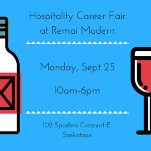 Job Fair at Remai Modern