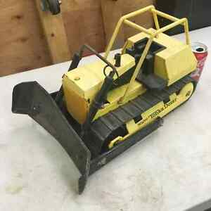 Vintage Mighty Tonka Tin Toy T9 Dozer Regina Regina Area image 2