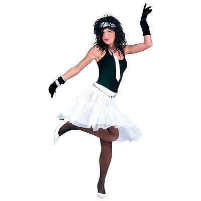 UNTERROCK, 1950ER ROCK N ROLL, 80ER JAHRE, SCHICK KLEID KOSTÜM (80er Jahre Rock N Roll Kostüm)