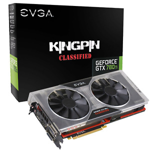 EVGA GeForce  GTX 780TI Classified Kingpin