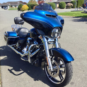 2018 HD STREET GLIDE, 115TH ANNIVERSARY MODEL, LIMITED EDITION