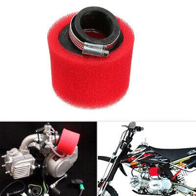 1PC Motorcycle ATV Sponge Foam Air Filter Cleaner Bent Neck For 50 70 90 110CC