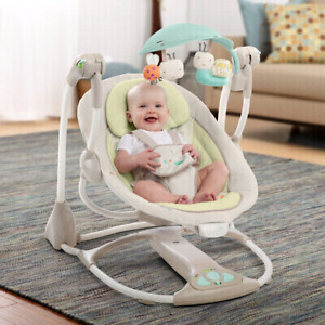 Ingenuity baby swing and vibrating seat