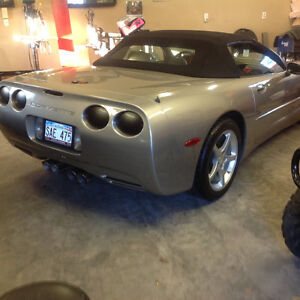 2001 Corvette for sale or possible trade