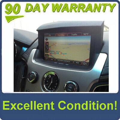 2008 - 2015 Cadillac CTS SRX OEM Navigation Radio Pop Up Touch Screen Display