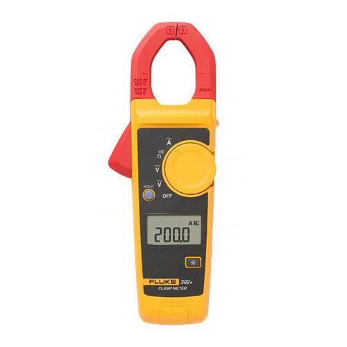Fluke 302+ Digital Clamp Meter AC/DC Multimeter Tester