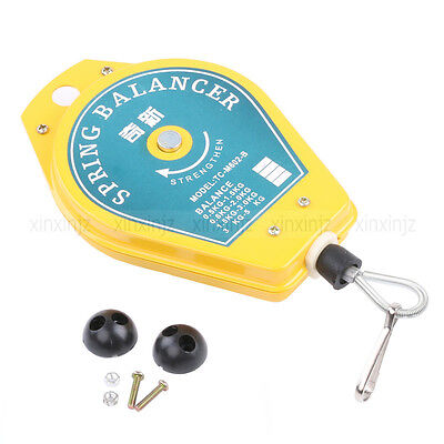 Retractable Spring Balancer Tool Fixtures Holder Hanging 0.6-2.0kg