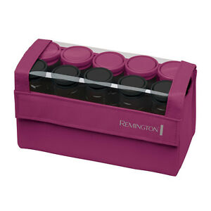Remington Ceramic hot rollers hair for curls