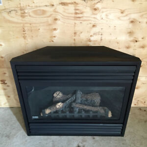 Fireplace - Gas - Napoleon - Direct Vent - Mint Condition!