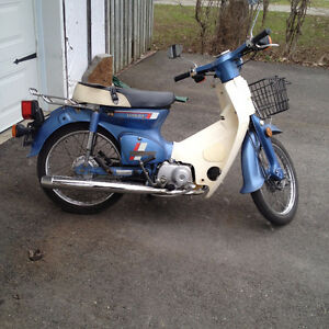 Super Honda Passeport