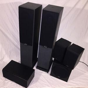 >>> Set of Polk Audio Speakers <<<