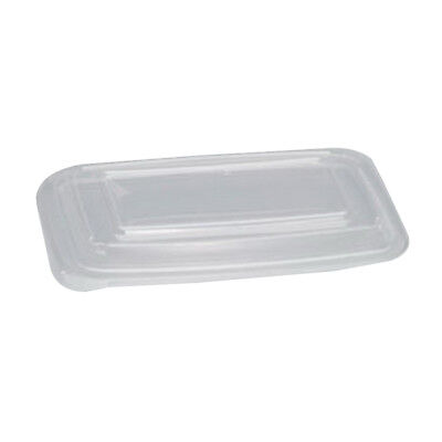 Genpak Fpr932 Microwave Safe Container Lid Fits 24-32 Oz 4 Bags Of 75