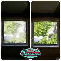 Residential and commercial glass repair
