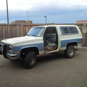 FREE BEER 1990 Full Size GMC Jimmy