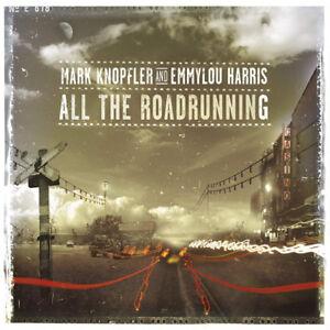 Mark Knopfler/Emmylou Harris-All The Roadrunning cd-Like new!