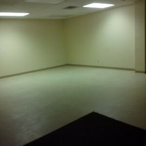 3 Commercial Basement Spaces For Rent