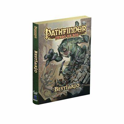 Pathfinder: Bestiario - Juego de Rol - Juego de Mesa Español