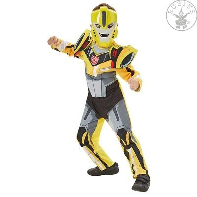 RUB 3610612 Bumblebee TF Robots in Disguise Deluxe Kinder Lizenz Kostüm - Bumblebee Kostüm Kinder