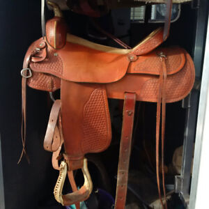 16 inch Saddle for Sale