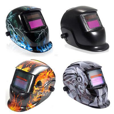 Pro Solar Welder Mask Helmet Auto-darkening Welding Mig Protect Grinding Welder