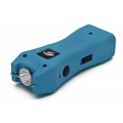 MINI STUN GUN + FREE CASE -  BEST MINI STUN GUN MADE!-  FREE RETURNS - AQUA