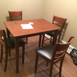 Kitchen Table and 4 seats