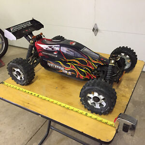Redcat Rampage XB-E 1/5 scale Brushless 4X4 Buggy