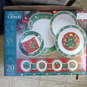 gibson dishes
