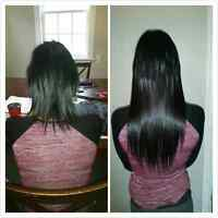 Going back to school Special! $260 Tape in hair extensions.