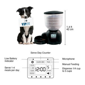 Best Seller Automatic 24/7 Feeder with LCD Display and 11LB