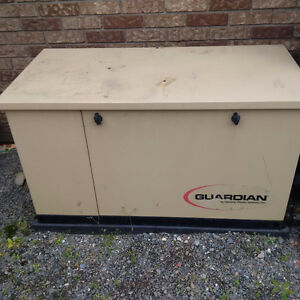 Generator - emergency back up - GUARDIAN 10 kW
