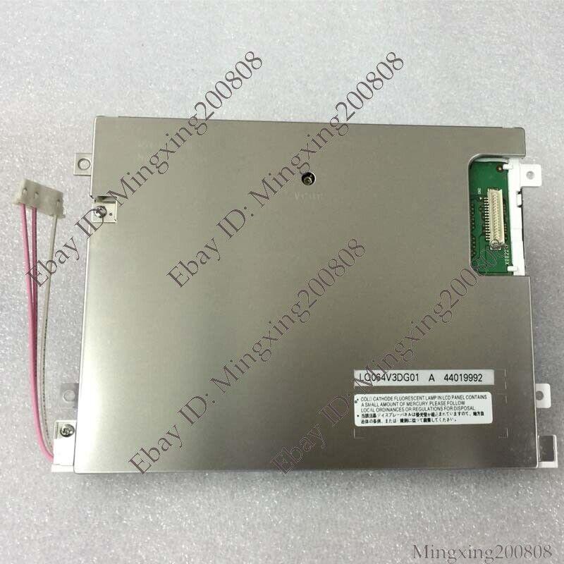 """6.4"""" LCD Display Screen Panel For SHARP LQ064V3DG01 LQ064V3DG05 640*480"""
