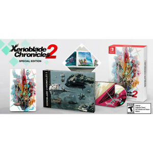 Nintendo Switch Xenoblade Chronicles 2 Special Edition NEW