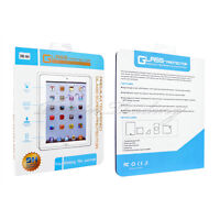 Clear Tempered Glass Screen Protector for iPad Air / Air 2