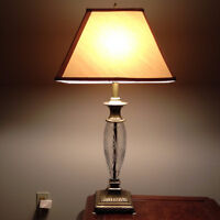 Lamp for any room in the house