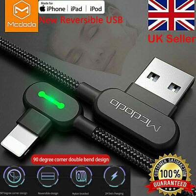 TITAN POWER + Smart USB Charger Fast Charging Sync Data Cable For iPhone i11 ix