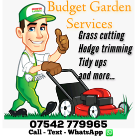 🌿🌳🌱 GRASS CUTTING HEDGE TRIMMING GARDENING SERVICE MAINTENANCE