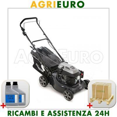 Rasaerba benzina Blackstone HP460 - 3in1 raccolta, mulching, scarico posteriore