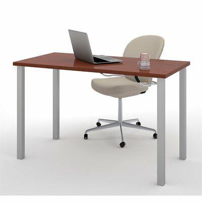 Bestar 24 X 48 Work Table In Bordeaux