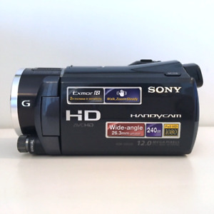 Sony HDR XR550v handycam for sale!
