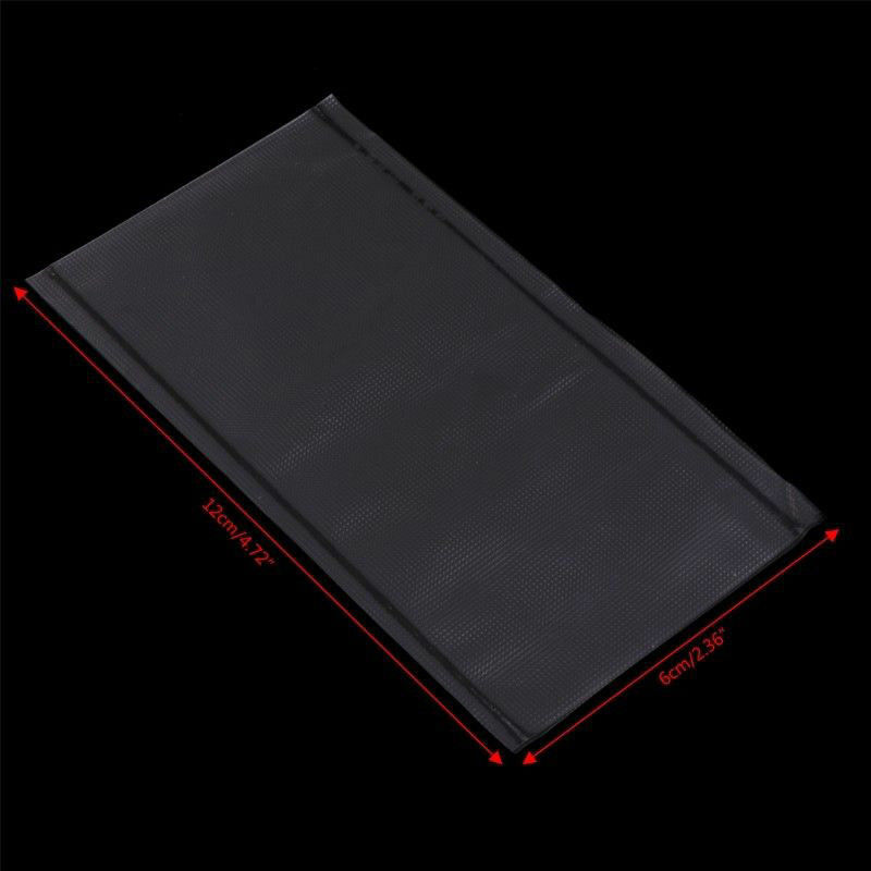 50 PVA Beutel Bag 7cm x 15cm beifüttern Wasserlöslich Boilies Pellets Partikel