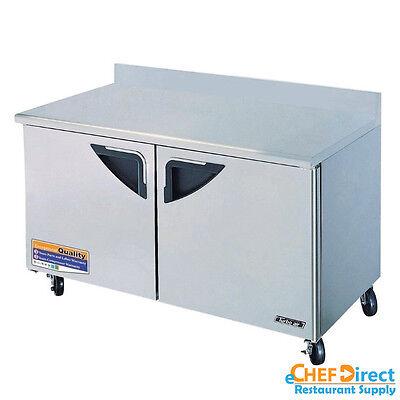 Turbo Air Twr-60sd-n Super Deluxe 60 Double Door Worktop Refrigerator