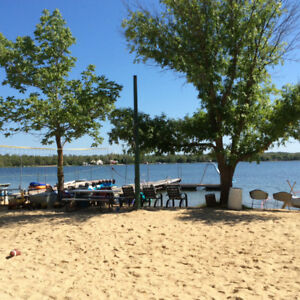 LAKEFRONT COTTAGES FOR RENT - GULL LAKE, MB