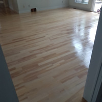 Hardwood Floor Refinishing Services + Staircases