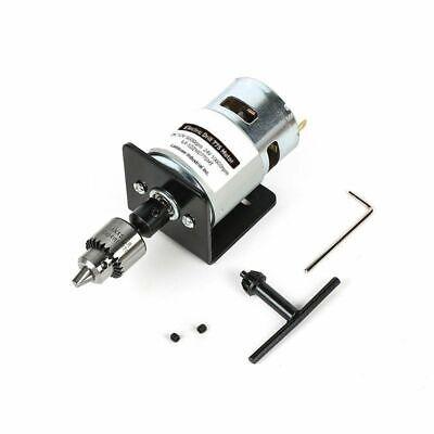10000rpm 775 Motor Double Ball Bearings Mini Pcb Electric Hand Drill Press Chuck
