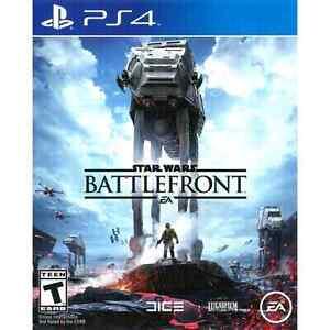 Star Wars Battlefront (PS4) - New/Sealed