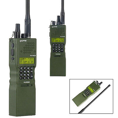 Radio Communications Electronics General Electric Walkie Talkie Model Military