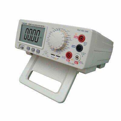Vc8045 Lcd Display Digital Multimeter Ldb Bench Type 19999 Counts